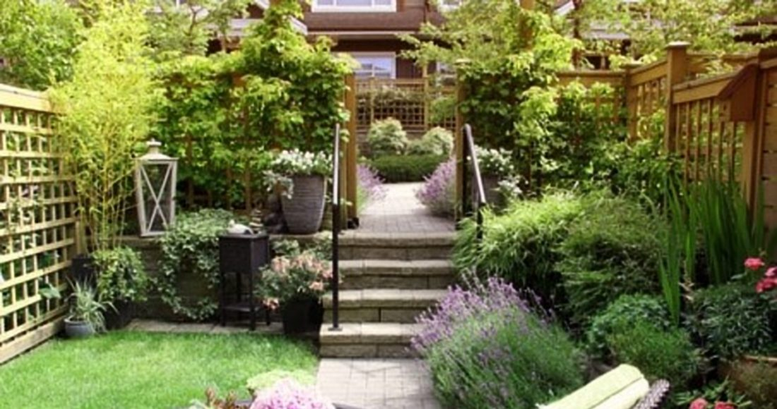 Je tuin inrichten met een klein budget woonhint for Tuin inrichten planten