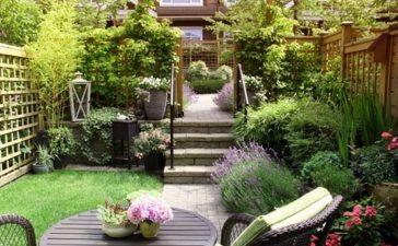 tuin inrichten met een minder budget
