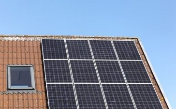 energie opwekken door zonnepanelen