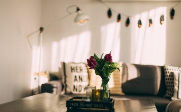 5 tips voor een makeover van je huiskamer