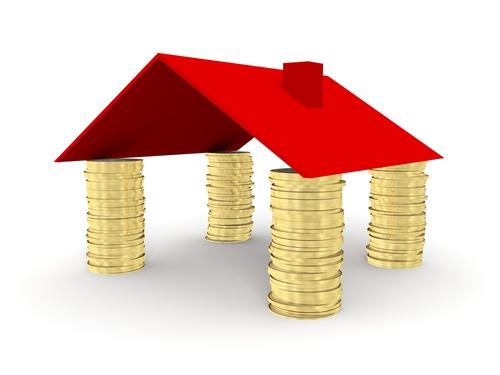 geld besparen huis