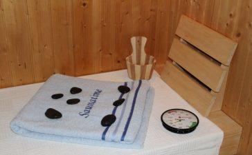 etherische olie sauna