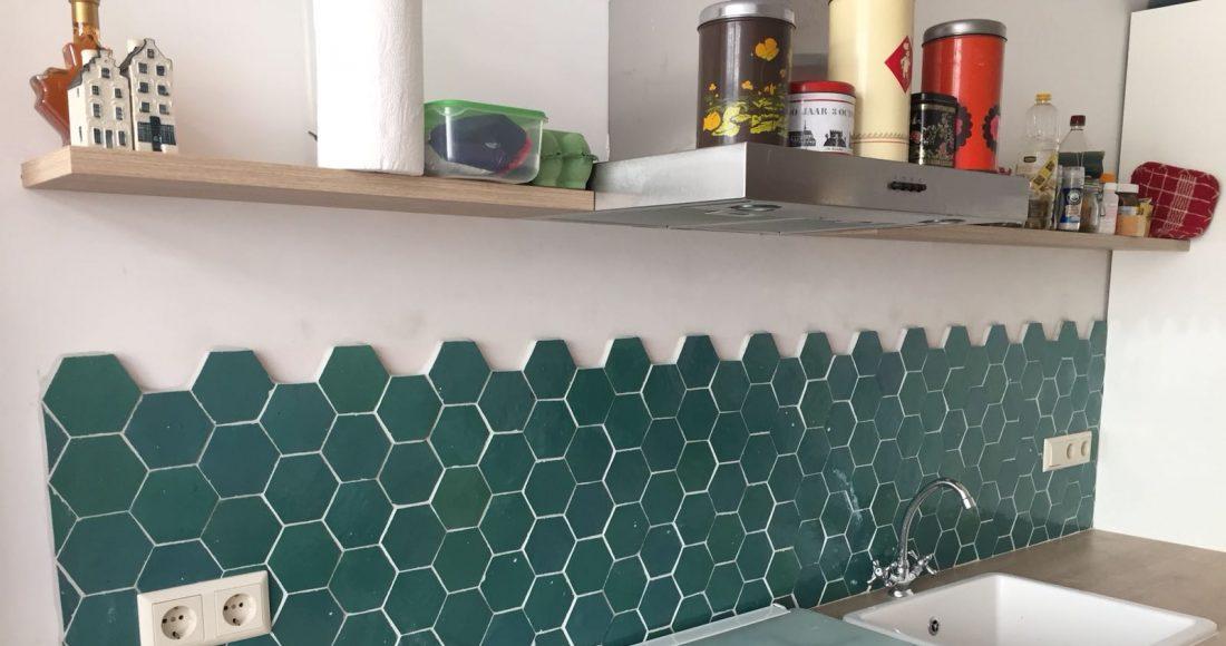 Hoogte Sierstrip Badkamer : Het afwerken van marokkaanse zelliges woonhint
