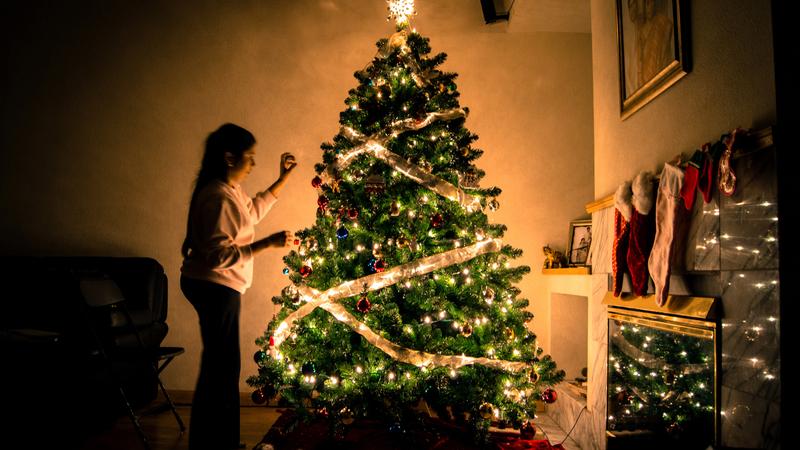 kerstboom versieren goedkoop