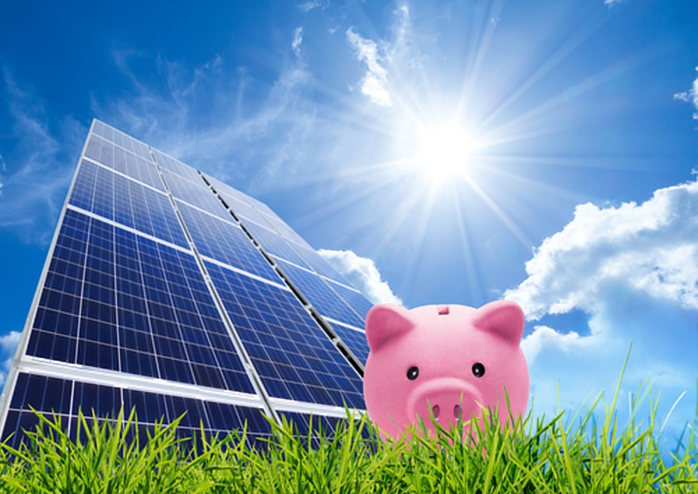 zonnepanelen kopen of huren