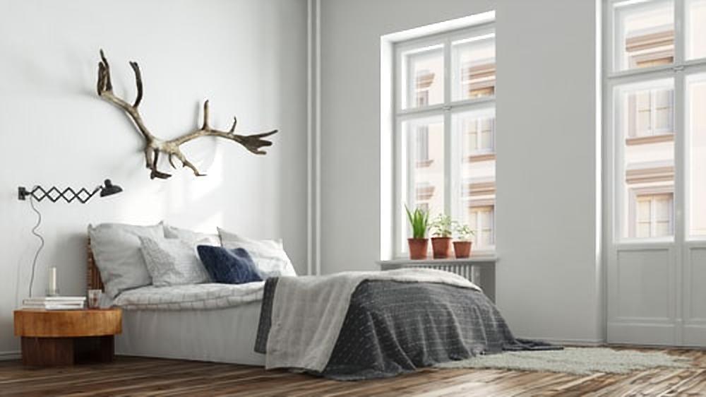 persoonlijke slaapkamer