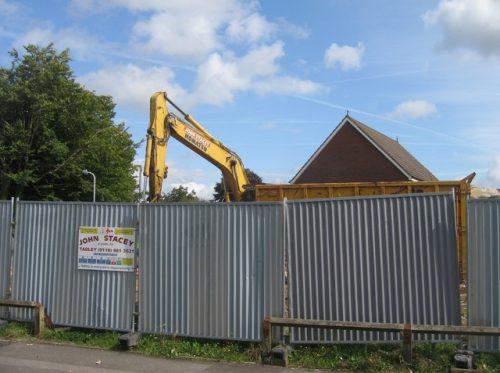 veilig bouwen bouwhek