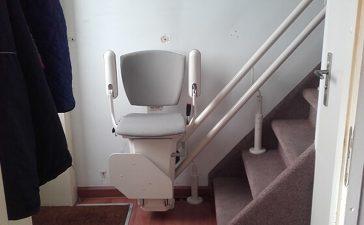 Langer comfortabel wonen traplift