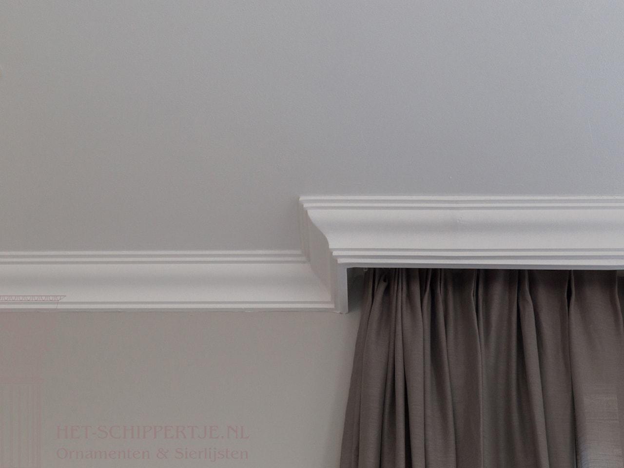 Sierlijsten en plafondlijsten