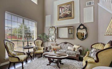 Richt je huis in met vintage spullen