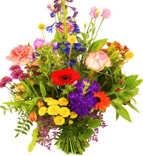 bloemen bezorgen persoonlijke boodschap