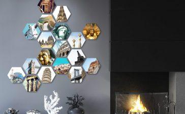 Hexagon- de populairste woontrend van dit moment!