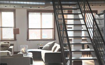 Kies de juiste ruimtebesparende trap voor jouw interieur