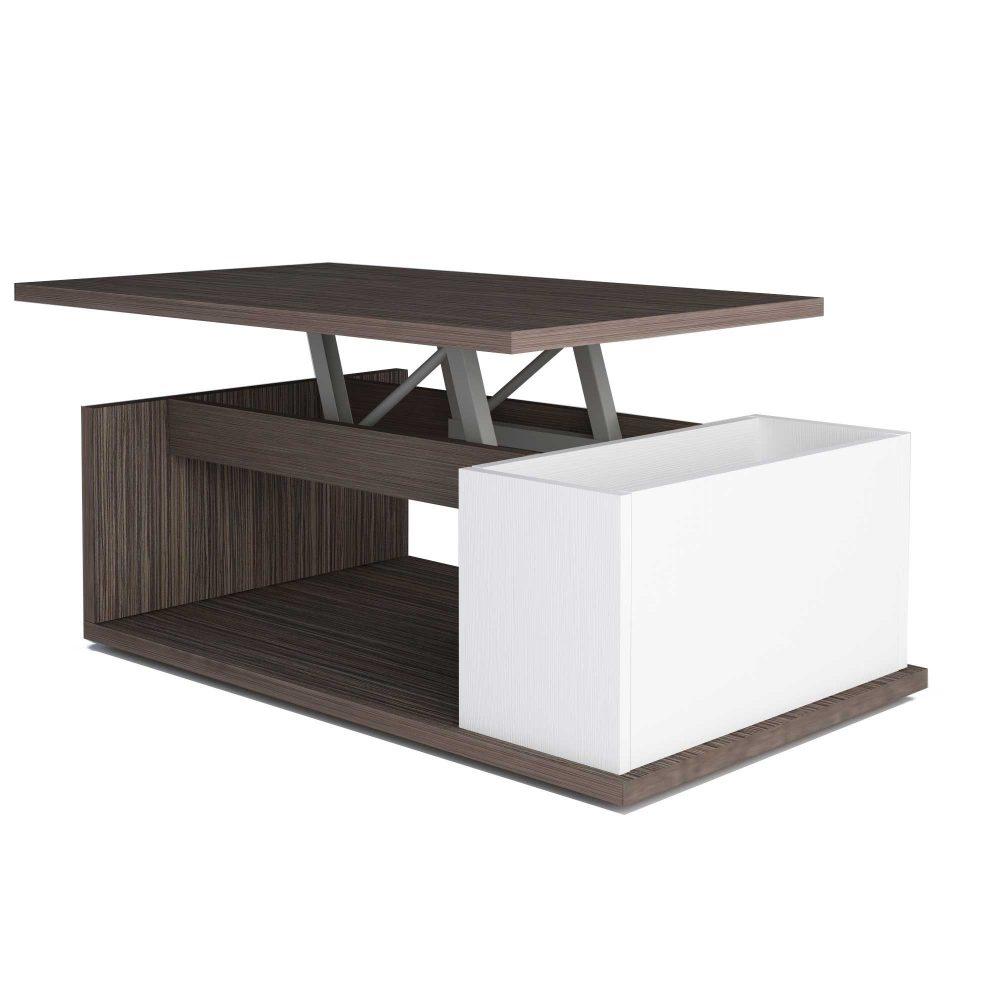 Hoe vind je die prachtige salontafel?