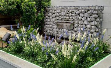 Een tuin die altijd bloeit