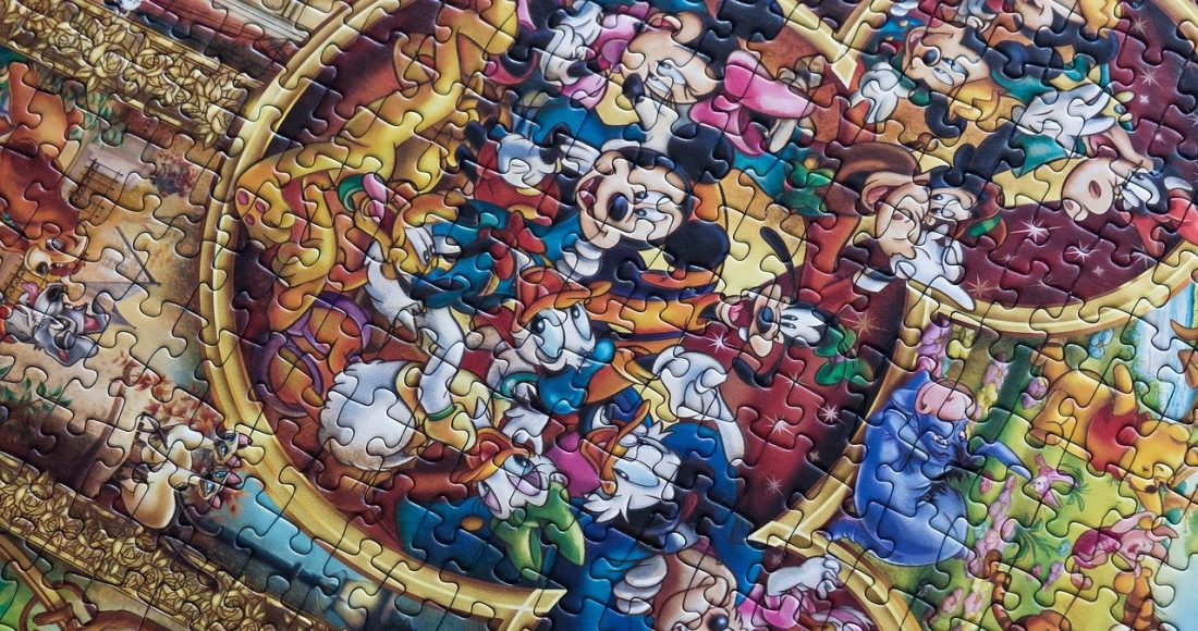 Puzzel thema
