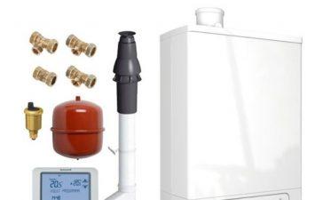 nieuwe Intergas cv-ketel