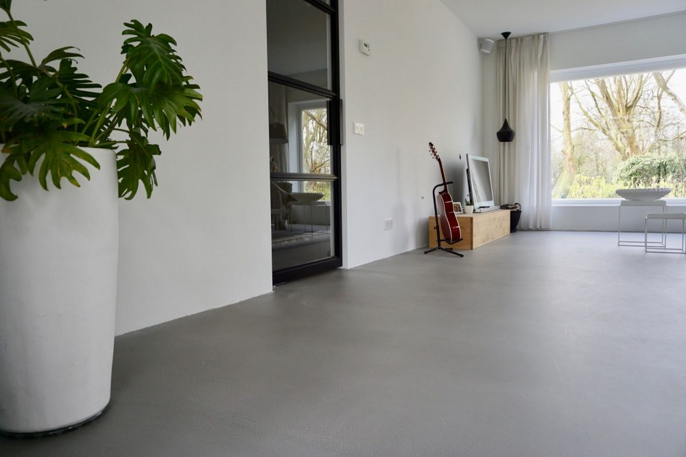 Nieuwste vloertrends Beton ciré en visgraat vloeren