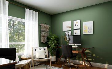 Tips voor het inrichten van je thuiskantoor