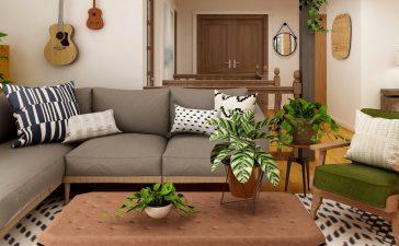 3 redenen om te kiezen voor een hoekbank in de woonkamer