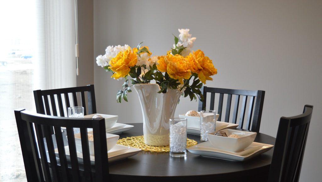 3 tips voor het creëren van dé perfecte eetkamer!