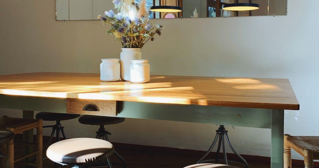 Trends op het gebied van tafels