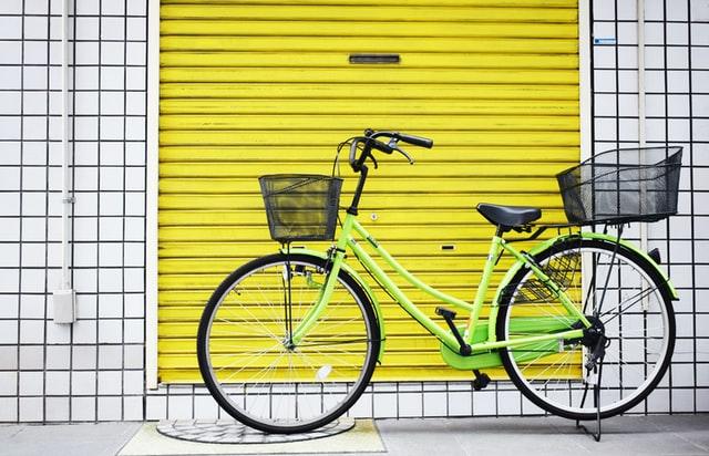 Hippe opties om je e-bike binnen op te bergen