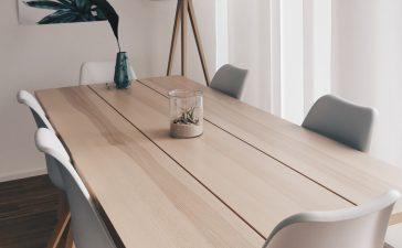 Hoe vind je de ideale tafel?